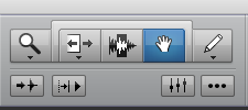 Pro Tools First Smart Tool - Grab