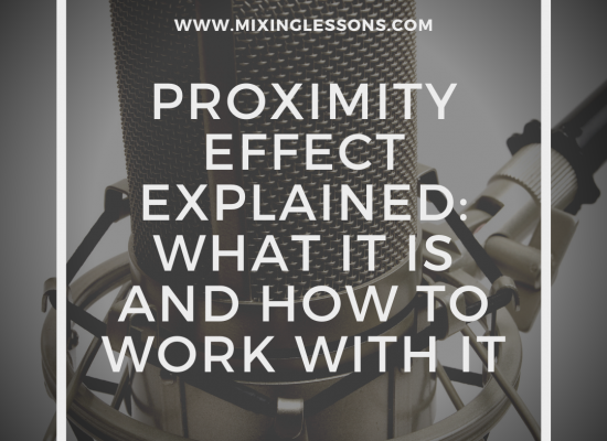 Proximity effect explained: what it is and how to work with it